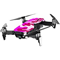 MightySkins Skin for DJI Mavic Air Drone - Pink Camo | Min Coverage Protective, Durable, and Unique Vinyl Decal wrap cover | Easy To Apply, Remove, and Change Styles | Made in the USA