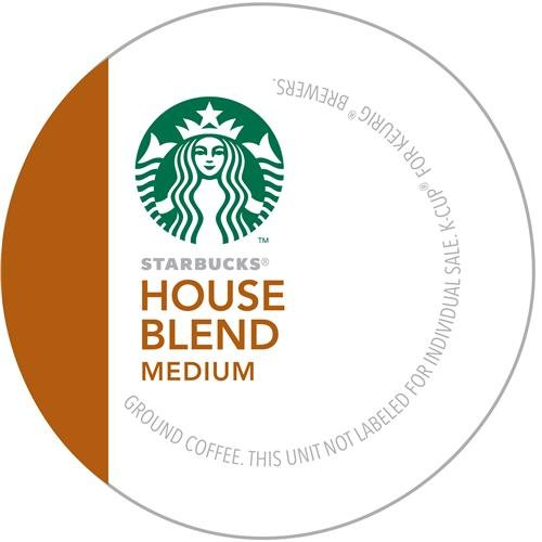 Starbucks House Blend Coffee K-Cups