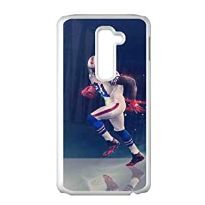 Buffalo Bills LG G2 Cell Phone Case White persent zhm004_8629494