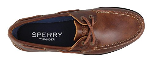 Tan Boat Leeward Sider Club Men's Top Shoe Sperry Yacht qw1RU7HgB