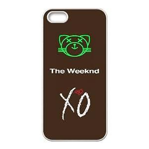 iPhone 5,5S Phone Case The Weeknd XO