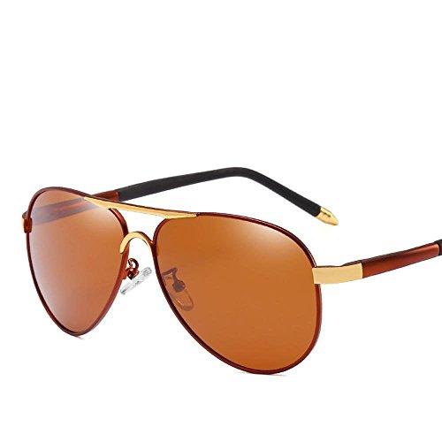 Sol Axiba Gafas al Sol Aire de Regalos Hombres Gafas Sol Gafas polarizada de de de B conducción creativos de Gafas Controlador Shing Deportes de Libre H0y6qHr