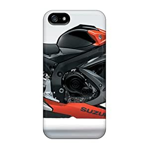 Durable Suzuki Gsx R750 Back Case/cover For Iphone 5/5s
