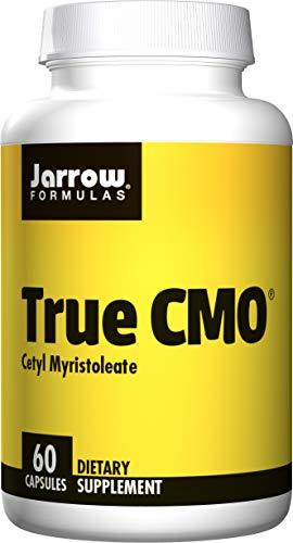 Jarrow Formulas True CMO, Supports Bone and Joint Health, 60 Caps
