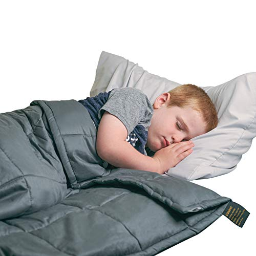 COMHO Weighted Blanket for Kids 7 lbs,41
