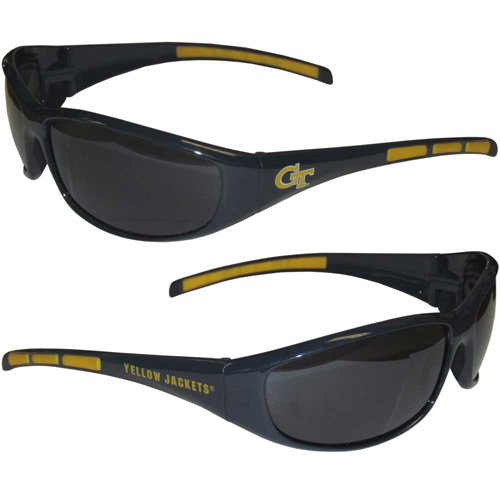 NCAA Georgia Tech Yellow Jackets Wrap - Eyewear Blue Ga