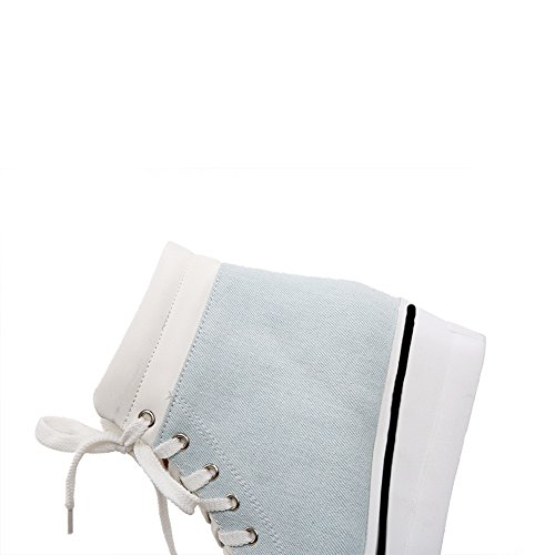Donna Collo Balamasa A Lightblue Basso PxzptpRq