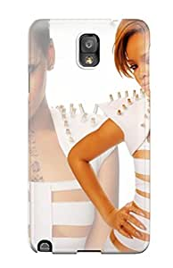 New Design Shatterproof Case For Galaxy Note 3 (rihanna 43)