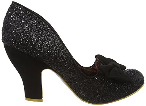 Irregular Time Of Nick Womens Shoes Black Textile Choice awvq7p