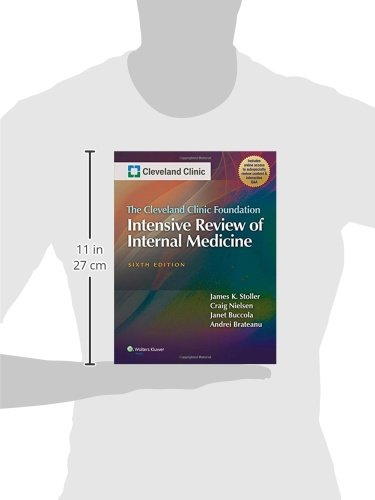 The Cleveland Clinic Foundation Intensive Review of Internal Medicine
