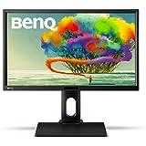 """Monitor BenQ BL2420PT com 23, 8"""", 100% sRGB e Rec. 709, tela Anti-Reflexo e Ajuste de Altura para Designers, BenQ, BL2420PT, LED, 23.8"""