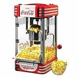 Nostalgia Coca-Cola Series RKP630COKE 2.5-Ounce Kettle Popcorn Maker (Kitchen)