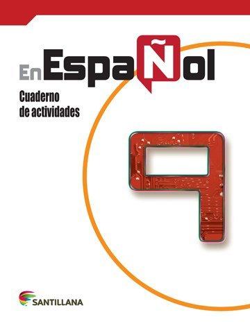 Español 9 Cuaderno Santillana