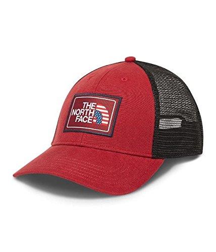 c075029bd Amazon.com: The North Face Americana Trucker Cap - Cardinal Red ...