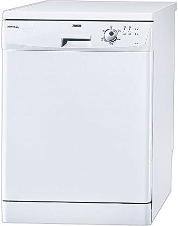 Zanussi Dishwasher ZDF 105 lavavajilla Independiente 12 cubiertos ...