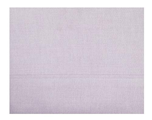 Twin Flat Sheet 464 Thread Count - Lavender ()