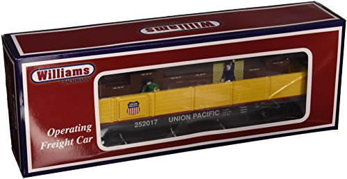 Williams By Bachmann Union Pacific O Scale Operating Chase Car
