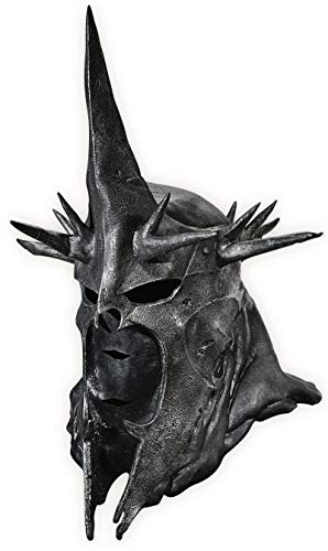 (Rubie's Men's Lord of the Rings Deluxe Mask, Witch King, One Size )