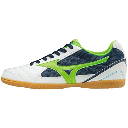 cheap sale newest Mizuno Men's Sala Club 2 in Low-Top Sneakers Multicolour (White/Greeng/Dressblue 001) free shipping buy choice online exclusive online 66wgao