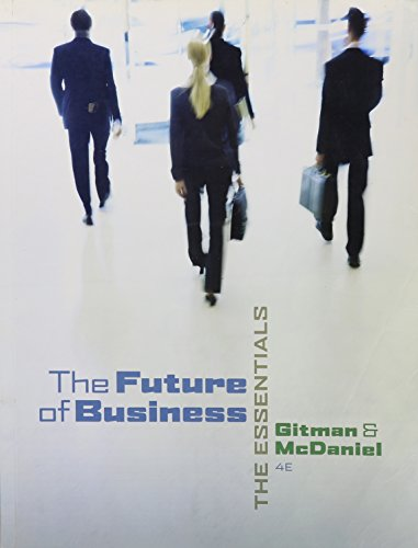 The Future of Business: The Essentials (with Building Your Career Booklet) (Book - And Usps Ship Track