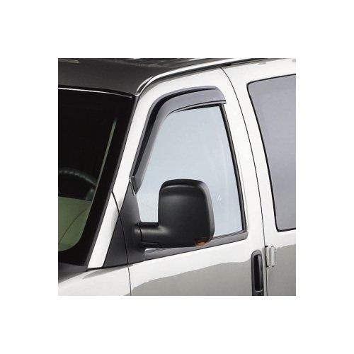 Savanna Gmc Van (2001-2012 Chevrolet Express & GMC Savanna Van Side Window Deflector GM 12370638)