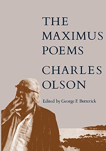 The Maximus Poems