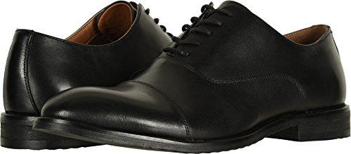 Cap Scott - FRYE Men's Scott Cap Toe Black Leather 11 D US