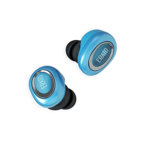 Muse 5 by Erato Audio - 3D Surround True Wireless Stereo Bluetooth Earphones with Microphone (Blue) by Erato Audio