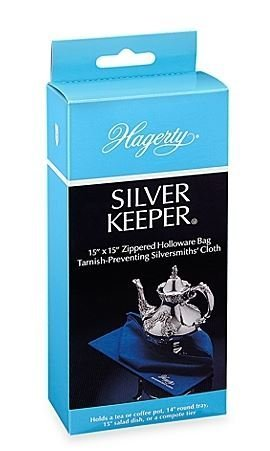 Hagerty Silver Keeper 15-Inch X 15-Inch Zip Bag (1)