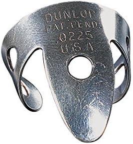 ジム ダンロップ『ニッケルシルバー ミニフィンガーピック(36-0225)』