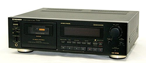 PIONEER パイオニア T-656 3ヘッドカセットテープデッキ B0792PQXNB