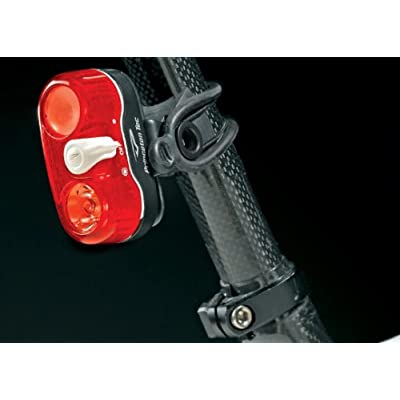 Princeton Tec EOS Headlight and Swerve Taillight Bicycle Combination Light Set : Bike Headlight Taillight Combinations : Sports & Outdoors