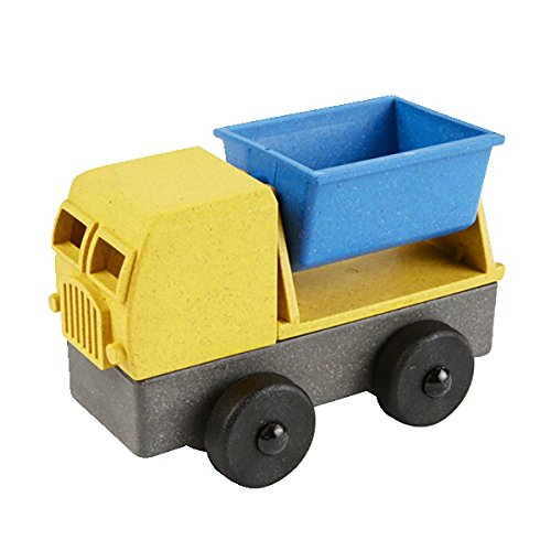 Luke's Toy Factory Eco-Friendly 3-D Puzzle Tipper Truck made in New England