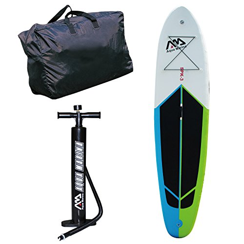 Aqua Marina Sup Hinchable-Paddle Surf Hinchable SPK-3: Amazon.es: Deportes y aire libre