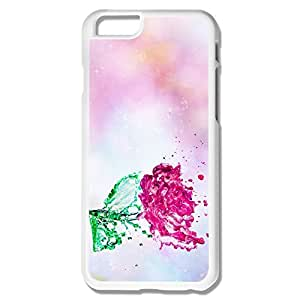 Flower Pink Hard Durable Case Cover For iphone 4 4s