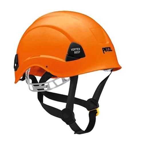 Petzl VERTEX BEST ANSI helmet Orange A10BOA with a FREE drawstring storage bag by Petzl