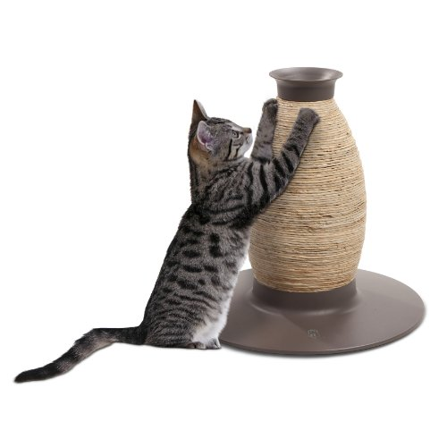 Catit Style Blow Molded Scratcher, Vase, My Pet Supplies