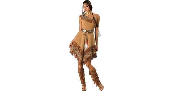 Amazon.com: InCharacter. Disfraz de mujer india para mujer ...
