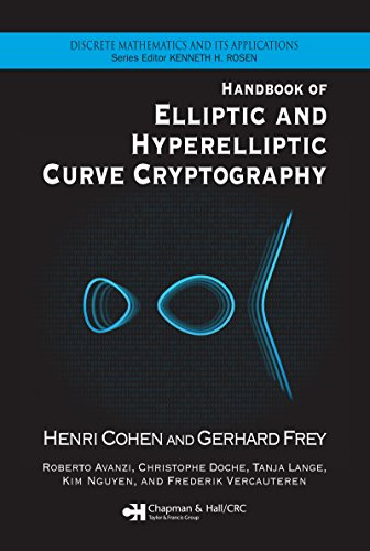 Download Handbook of Elliptic and Hyperelliptic Curve Cryptography (Discrete Mathematics and Its Applications) Pdf