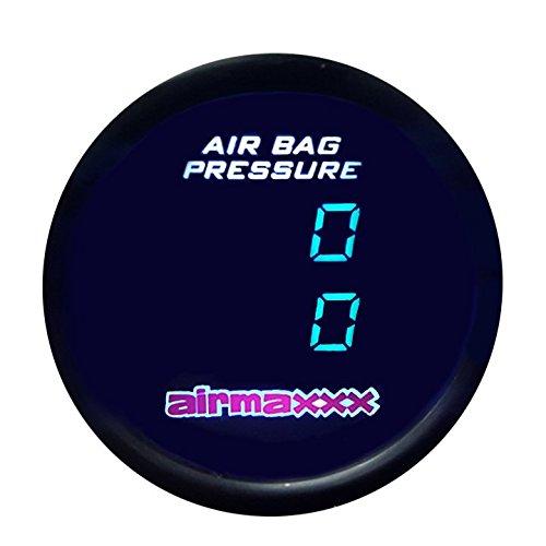 Airmaxxx 2 Air Gauges 200psi Dual Digital Display  Panel