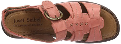 Josef Seibel Debra 15, Women's Gladiator Red - Rot (727 019 Coral)