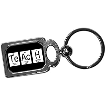 Amazon teach periodic table of elements keychain science teach periodic table of elements keychain science chemistry keyring urtaz Gallery