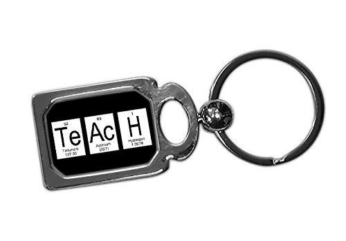 Teach Periodic Table Elements Keychain product image