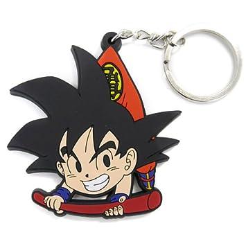 Amazon.com: Dragon Ball Kai Goku pinched Llavero: Office ...