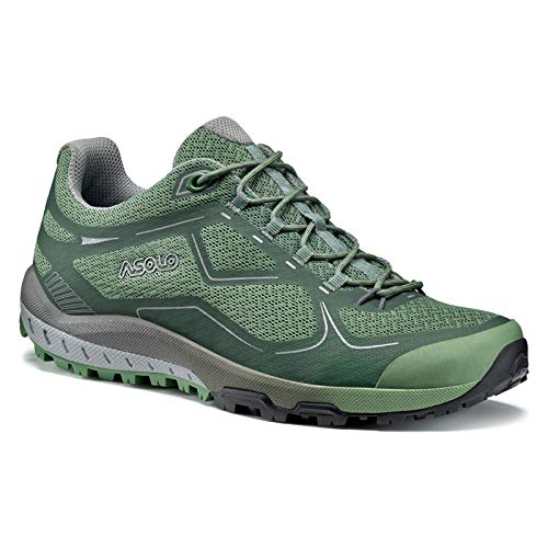 Asolo Flyer ML Hiking Boot - Womens, Hedge Green, 7, A40503 A40503 0085300070