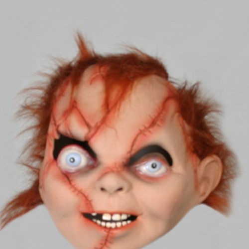 Seed Of Chucky Costume Mask]()