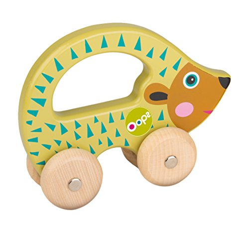 Oops! Easy-Wooden Toys Collection Easy-Go Pic Hand Running Toy