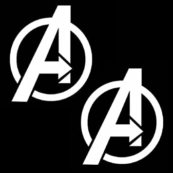 Amazoncom IJDMTOY Cool The Avengers A DieCut Reflective - Cool custom vinyl decals for carsamazoncom hulk vinyl decal sticker automotive