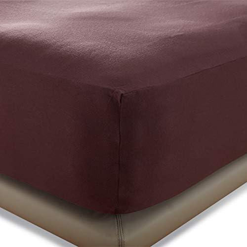 Penelope Bedroom UK Sábana Bajera, 100% algodón orgánico, no ...