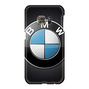 Excellent Hard Phone Cover For Samsung Galaxy S6 With Customized Lifelike Bmw Logo Image Top10cases